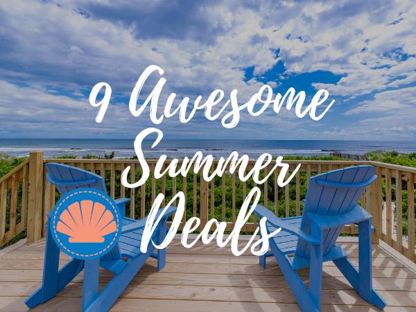 Outer Banks Summer Deals