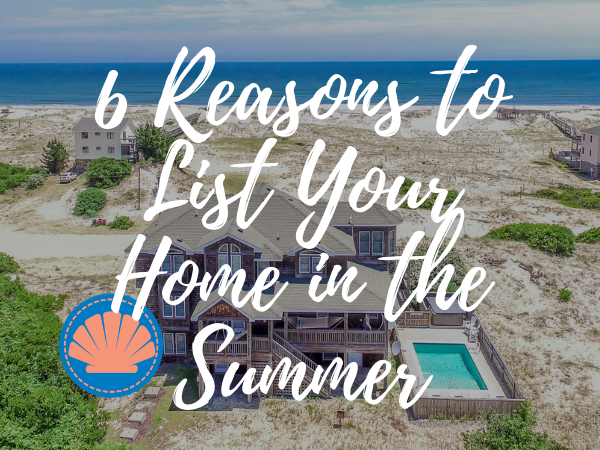 Outer Banks Listing Your Home