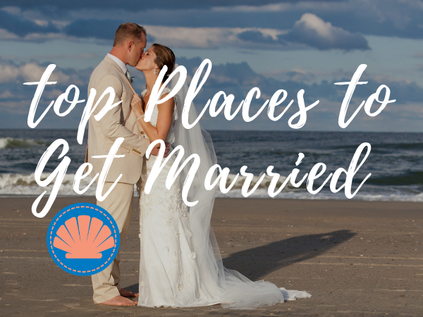 Top Outer Banks Places to Get Married