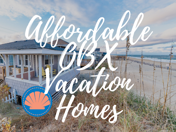 Affordable OBX 2019 Vacation