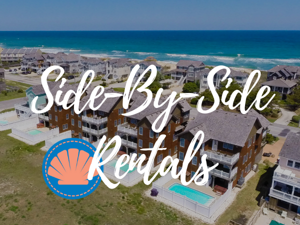 Outer Banks Multiple Rentals