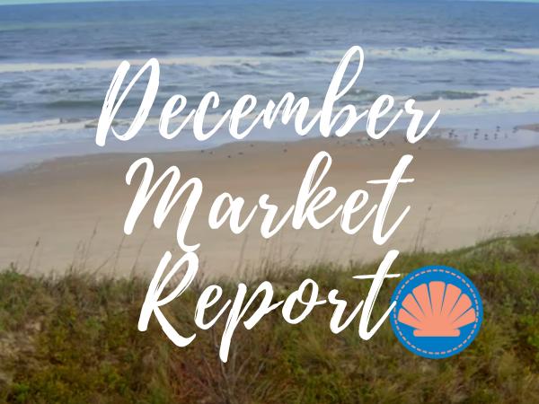 December Market Report Outer Banks Real Estate
