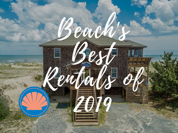 The Best Outer Banks Rentals of 2019 | Oceanfront Home in Carova