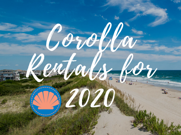 6 Corolla Rentals For Your 2020 Summer OBX Gettaway