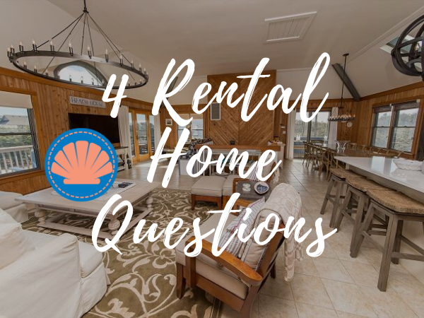Vacation Rental Off Season Inspection | 4 Questions to Ask Yourself When Evaluating Your Vacation Rental