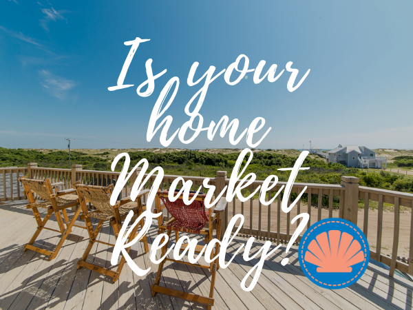 Is your home ready to go on the market? Market Readiness Checklist!