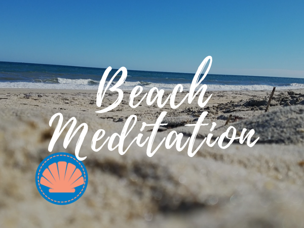 Beach Mindfulness Meditation on the Outer Banks of North Carolina