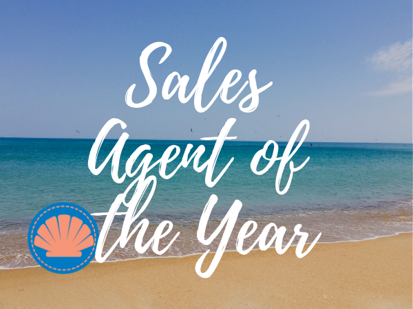 Outer Banks Sales Agent of the Year
