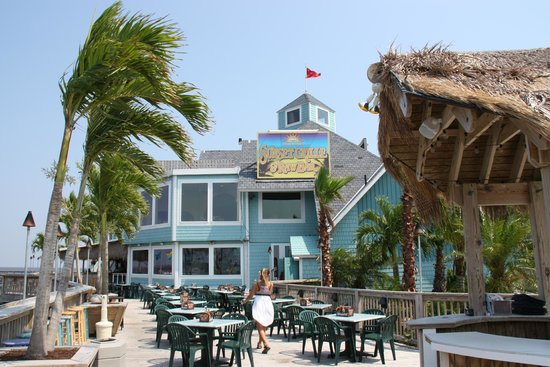 Sunset Grille And Raw Bar Of Duck North Carolina Brings You The Finest In Fresh Local Seafood Steaks Pastaore With A Caribbean Flair