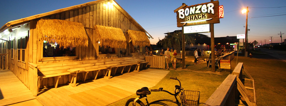 Top 15 Outdoor Dining Restaurants On The Outer Banks Beach
