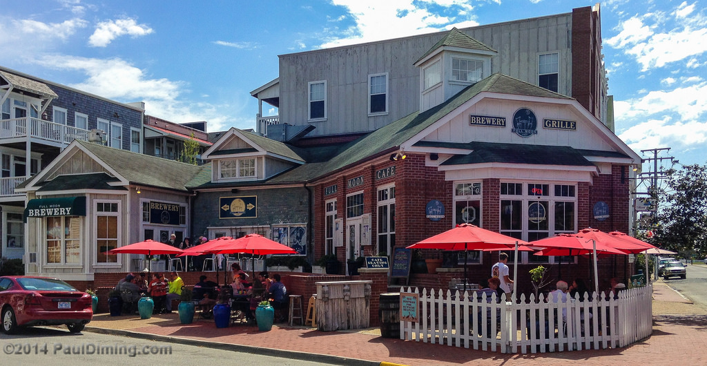 Lost Colony Brewery Cafe On Roanoke Island Manteo