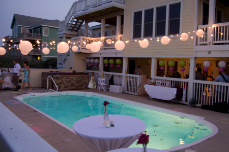 Outer Banks Wedding & Event Rentals