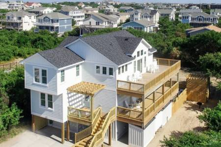 Outer Banks Custom Home Building