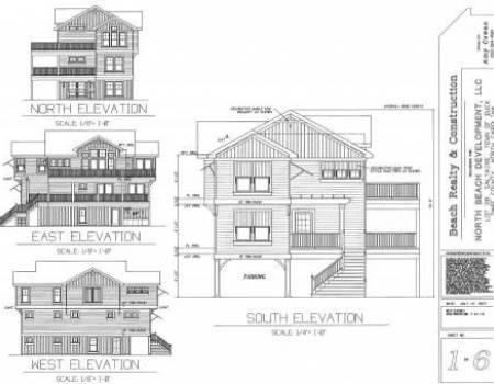 Custom Home Plans Beach Realty Nc