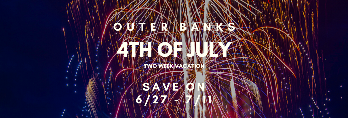 Outer Banks Fireworks Display | 4th of July 2020 Deals