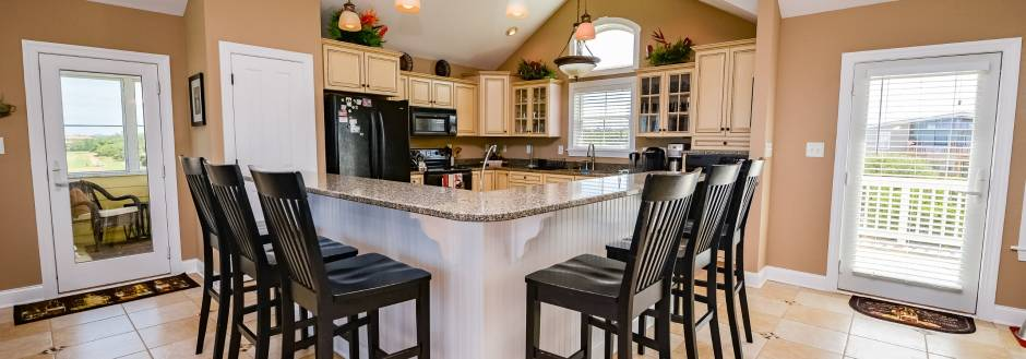 Outer Banks Kitchens