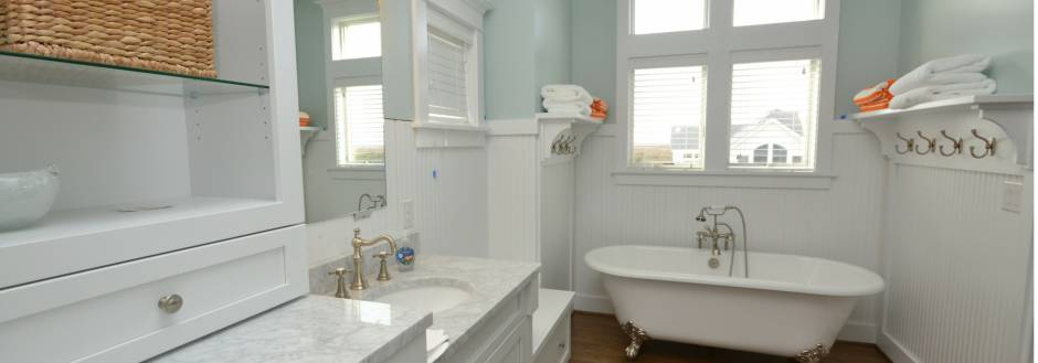 Outer Banks Bathroom Remodel