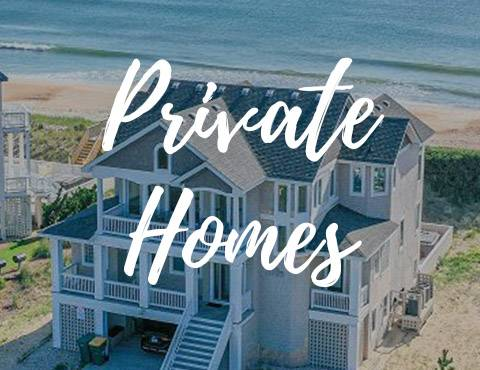 Private Home Rentals