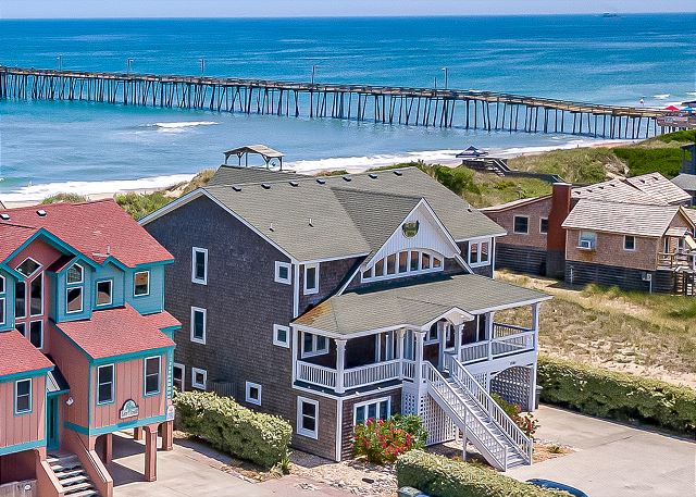 The Good Life Nags Head Oceanfront OBX Rental