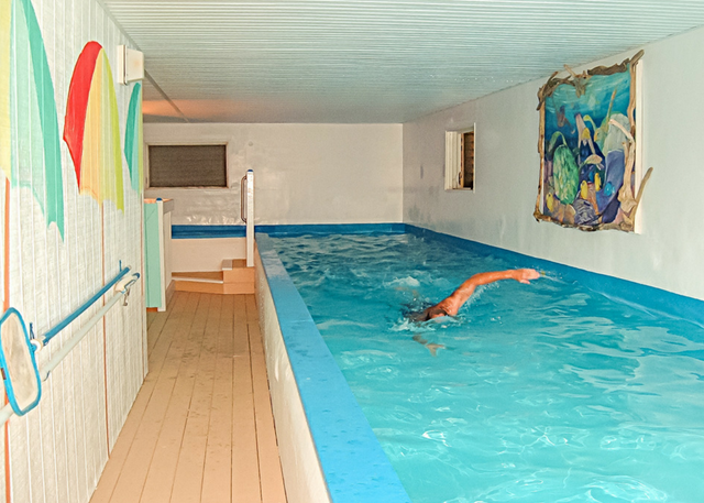 Outer Banks Indoor Pool