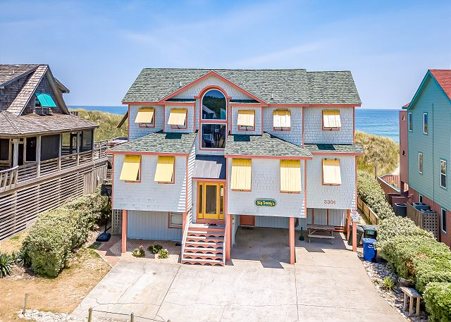 Big Daddy's Oceanfront Nags Head OBX Rental