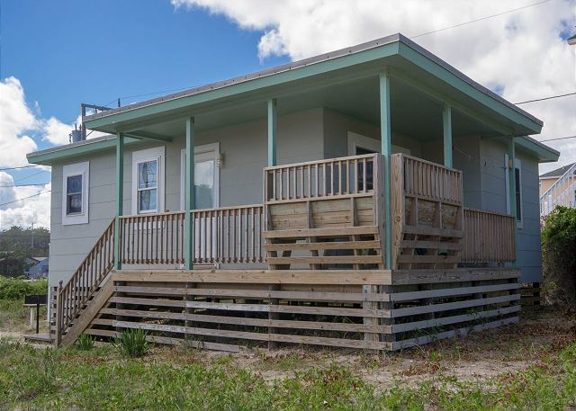 Semi-oceanfront South Nags Head Rental