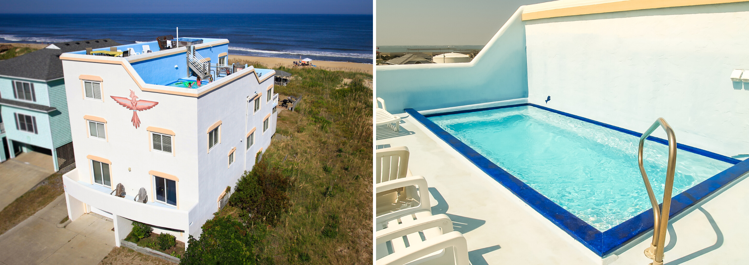 The Thunderbird in Nags Head | OBX Oceanfront Rental