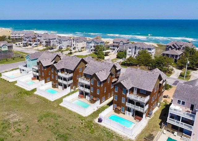 Outer banks rentals for large groups