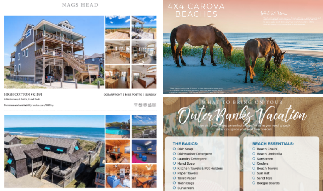 Outer Banks Vacation Guide | 2020 OBX Rentals
