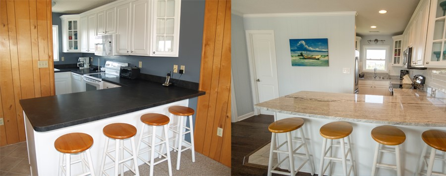 C's By The Sea #4900 – Oceanside Corolla – Remodeling by Beach Realty & Construction