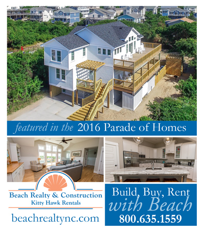 Outer banks parade of homes