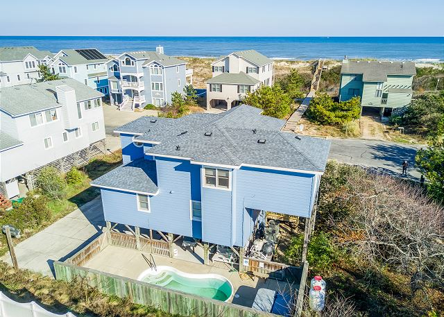 Timeless Corolla Semi-Oceanfront Rental