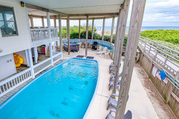 The Nags Head | Oceanfront OBX Rental in Nags Head